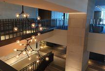 Hotel design / Posh hotels