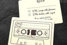 Invitations, Programs etc