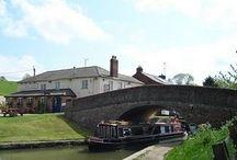 Canal Images - Gayton Marina