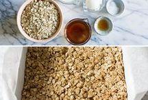 Natural Granola Bars