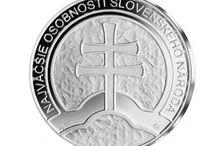 Pamätné Medaily