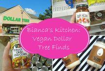 Vegan Dollar Tree Finds