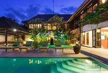 Blissful Bali / The #Balisese #style is used by #luxury #villas around the world, so it's so surprise you can find plenty of stylish serenity at these luxurious #Bali villas