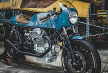 Moto Guzzi Customs