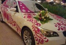 wedding car and transport