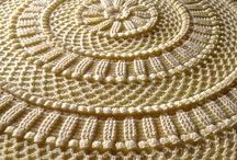 Carpetas y otros crochet