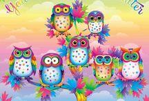 Ugler/owls