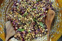 ensalada de quinoa marroqui