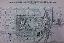 Planols i mapes / Exposició Universal de Barcelona 1888 / by Miquel Angel Rodriguez Arias