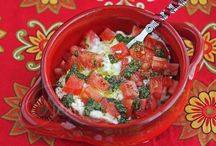 Tomatoes / by Anna Sorensen