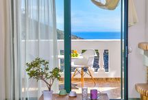 Villas with great interior design in Crete!