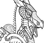 coloring pages / by Jennette K