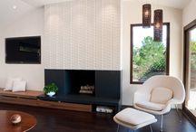 Fireplaces / by Jody Saarmaa