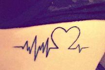 Tatuoinnit ♡