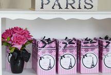 Paris party / Festas