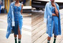 Denim outfits