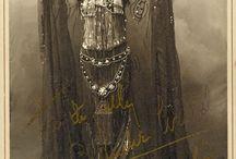 Vintage Bellydance Costumes