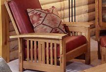 Кресло-ретро
