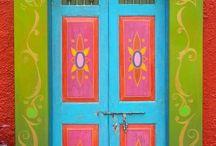 Gateways and doorways