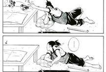 Funny & Comic Strip Animes