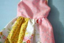 Sewing - Dolls and Doll Clothing / by Brenda Melahn