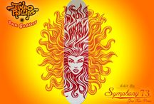 Sun Goddess / .: Jimbo Phillips :. - Sun Goddess -   Edit by: Symphony 73 Grip Tape Pimps   I just had to do it =) it's so cool Goddess!   After 6 days cutting and 2 days laying out the grip tape it's ready! Enjoy! & Will Be Continued...