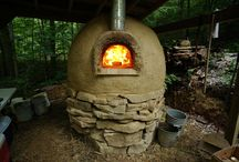 Out Door Pizza Ovens