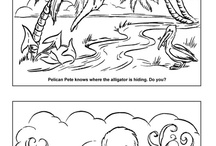 Kids: Fun Printables/Coloring Pages