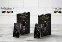 Novofitness Bücher / Novofitness Fit ohen Fitnessstudio Reihe. Deutsch und Englische Version