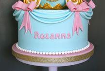 Birthday & Celebration Cakes by Flourgirl Cakes / A selection of Birthday & Celebration Cakes by Julie Fairhurst-Towner of Flourgirl Cakes