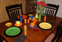 Fun with Colored Dishes