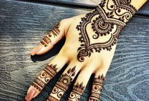 Henna Art / Sharing beautiful & intricate henna designs from various artists.