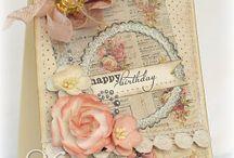 Cards- Birthday / by Wanda Contreras Pagan