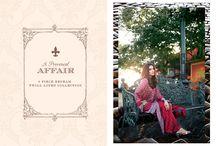 A Provencal Affair   3 Piece Resham Twill Linen Collection
