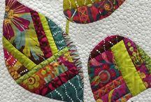 patchwork og quilts / Tæpper