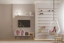 Interiors - Nursery