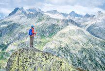 LOWA All Terrain / Diese Multifunktionsschuhe eignen sich für Wanderungen im Mittelgebirge auf befestigten Wegen, Spaziergänge, Familienausflüge, zum Fahrradfahren oder einfach für den abwechslungsreichen Alltag.