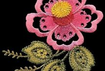 Embroidery / by Debi Fuell