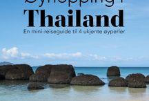 Reiseguider / Guider til destinasjoner, områder og land