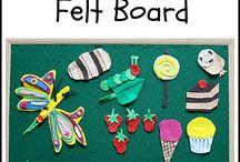 crafts - felt ideas