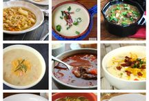 Soups / by Cheryl Golden