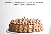 Cakes / by Ellysa Dagen