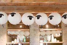 Sheep bday themes