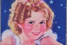 shirley temple / by Connie Bates