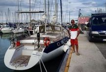Travel stories / What happens on mediterranea                       #progettomediterranea #sailing #mediterraneo