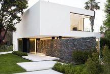 Domy moderní