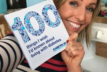 100 things I wish I'd known about living with diabetes / '100 things I wish I'd known about living with diabetes' is our new book full of tips written by people living with diabetes, for people living with diabetes.