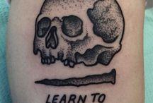 Metallic Tattoos / Metallic Tattoos