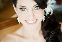Wedding Hairstyles and Makeup / Beauty inspirations for your special day