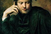 Girolamo Francesco Maria Mazzola / Francesco Mazzola / Parmigianino / Parmigiano 1503 - 1540